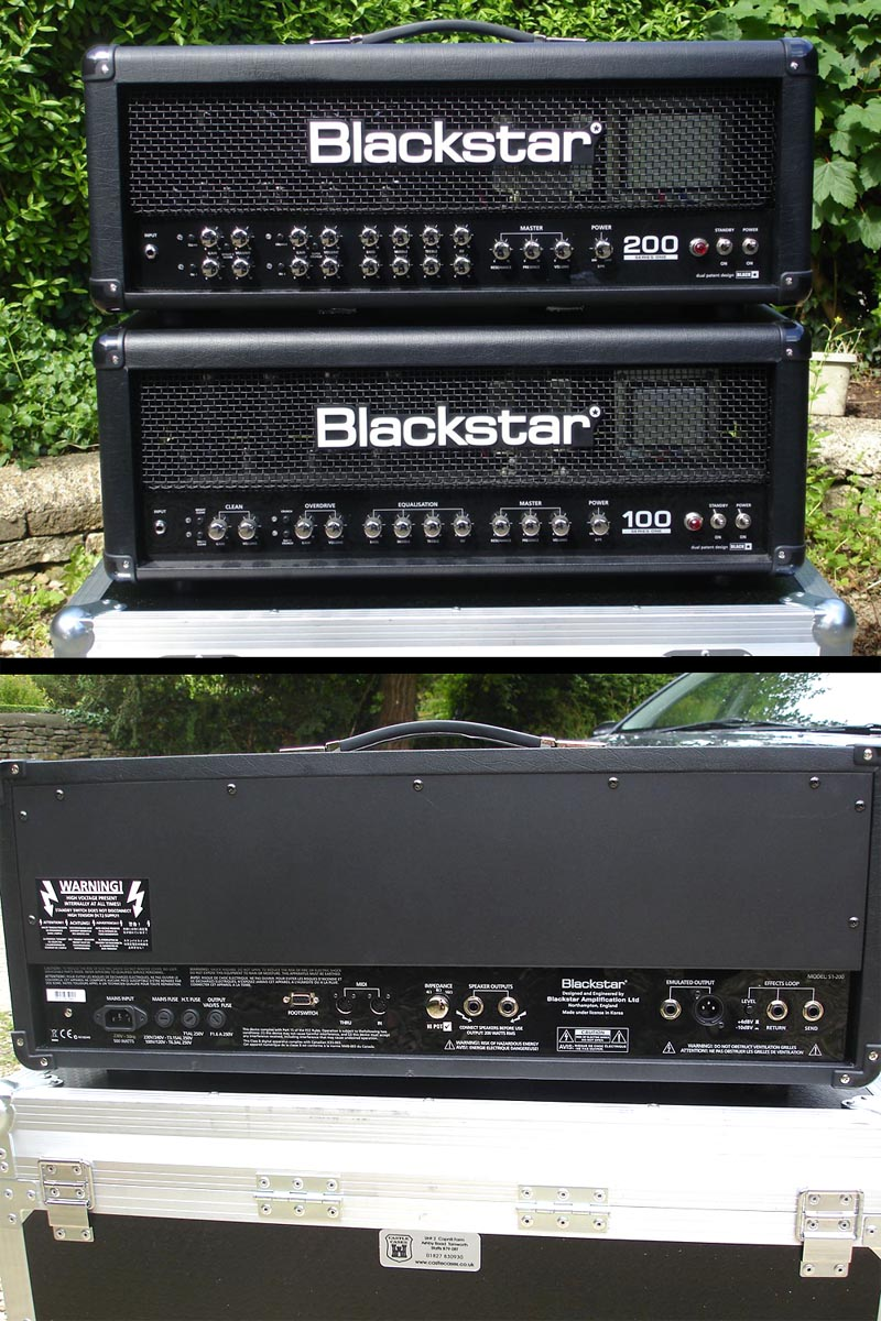 Blackstar Comp
